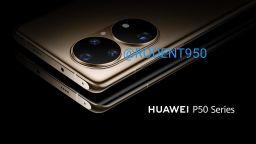 Как ще изглежда Huawei P50 Pro