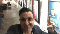Разграбват картини на Зуека още преди откриването на изложбата му в Пловдив
