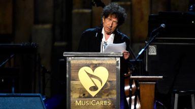 Откриват музей на Боб Дилън в Оклахома през 2022 г.