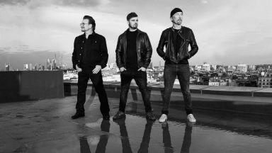 U2 и диджей Мартин Гарикс представиха химна на UEFA EURO 2020