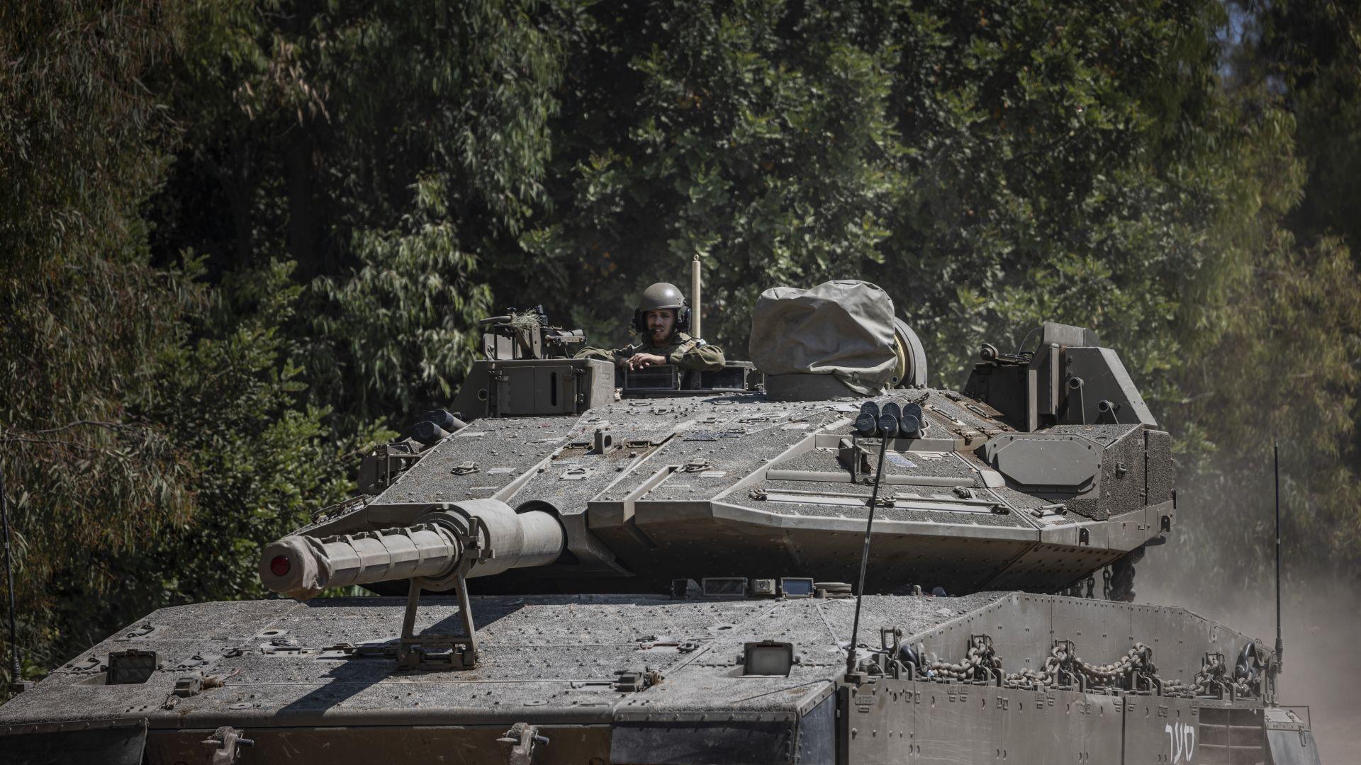 Русия достави танкове и бронирани разузнаватели машини на Сърбия