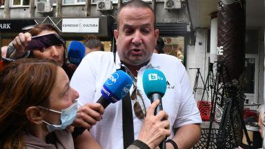 Бизнесменът Илчовски след няколко часа разпит: Показах ви най-големия крадец!