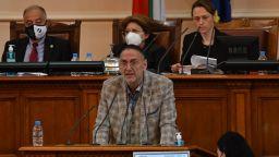 Любен Дилов: Тестостеронът от предишните избори не можа да се оттече и се прехвърли в следващите