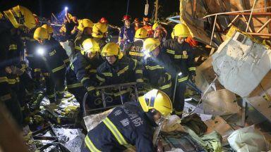 Много загинали и ранени при торнадокалипсис в Ухан и Цзянсу