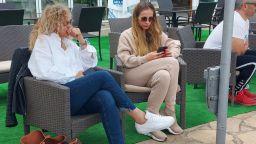 Гришо и Лолита на гости на родителите му в Хасково (снимки и видео)