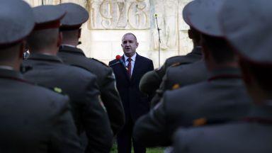 Румен Радев в Дряновския манастир: За българите достойнството и свободата стоят над всичко