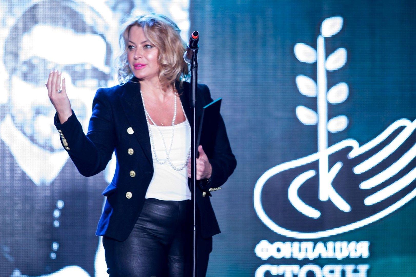 Почетният член на Фондацията - меценатът Нели Беширова
