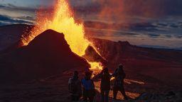 Пробуден след 6000 г. исландски вулкан е обявен за продажба (снимки и видео)