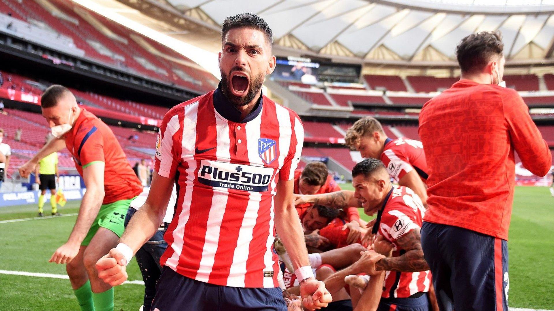Драма по испански: Атлетико е на крачка от титлата, Барса се провали (обзор)