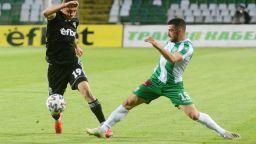 Голов спектакъл зарадва футболните фенове в Стара Загора