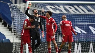 Вратарят на Ливърпул през сълзи говори за лична трагедия след невероятния победен гол