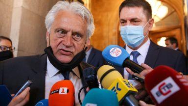 Бойко Рашков: Чистка няма, има смяна на кадри в МВР, службите за сигурност са се обезглавили