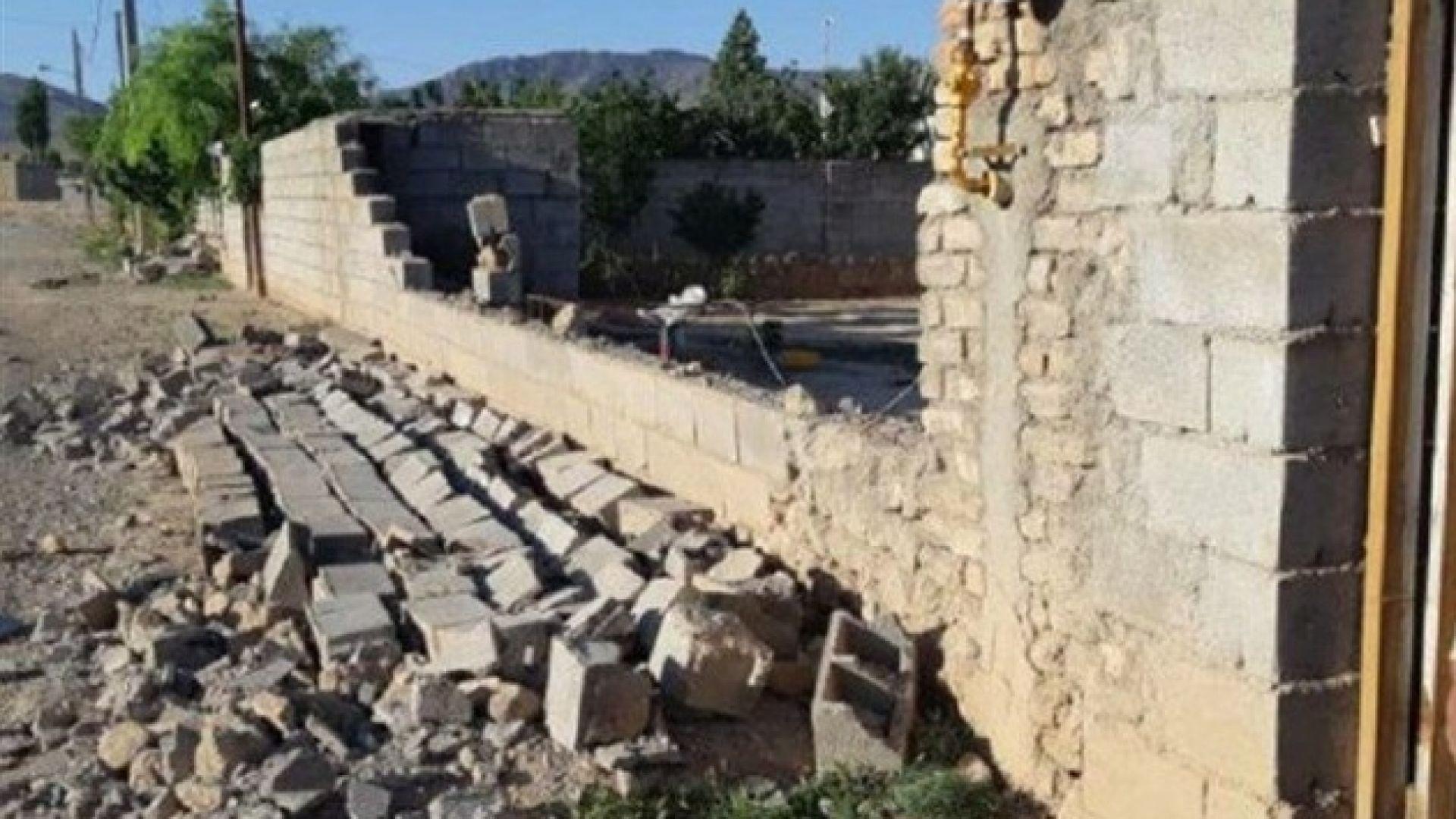 Земетресение от 5,5 по Рихтер разлюля Североизточен Иран, има ранени (снимки)