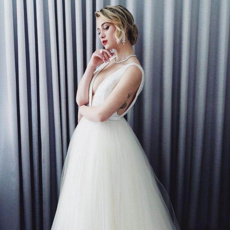 """Мария Бакалова украси корицата на пролетното издание на британското сп. """"Glass"""""""