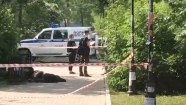 Нападател с нож уби трима в руския град Екатеринбург (видео)