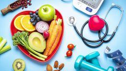Здравословни храни срещу високо кръвно налягане