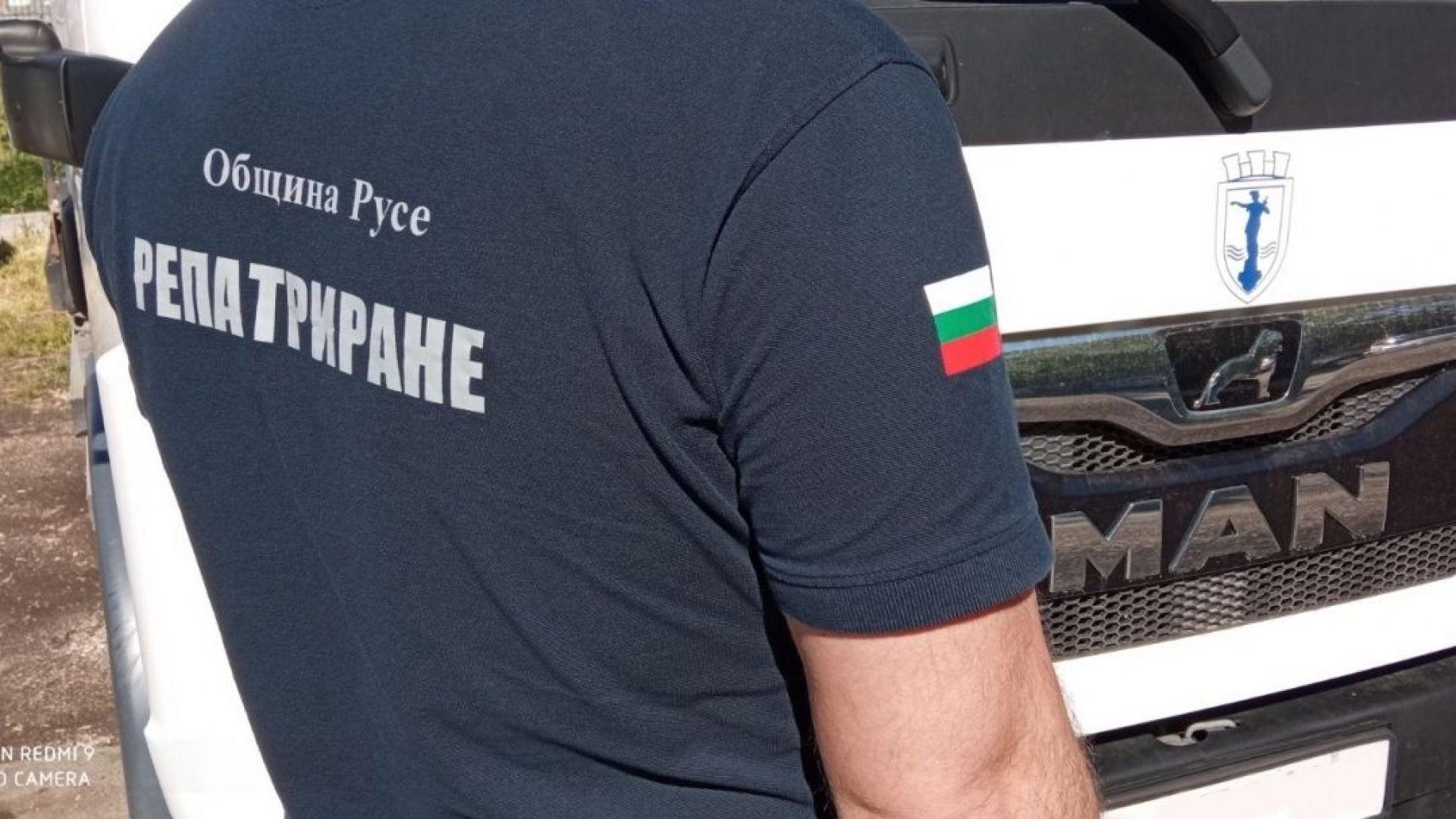 Близо 1700 автомобила са вдигнати в Русе от началото на годината