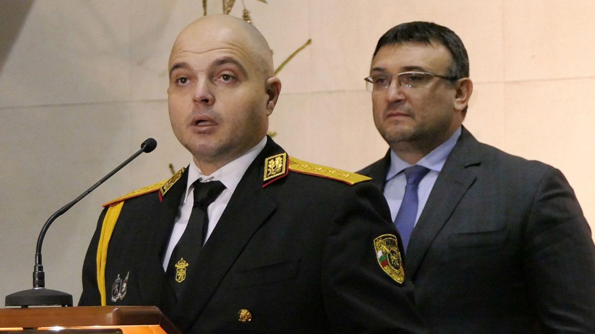 Младен Маринов: За първи път отстраняват главен секретар на МВР заради социологическо проучване