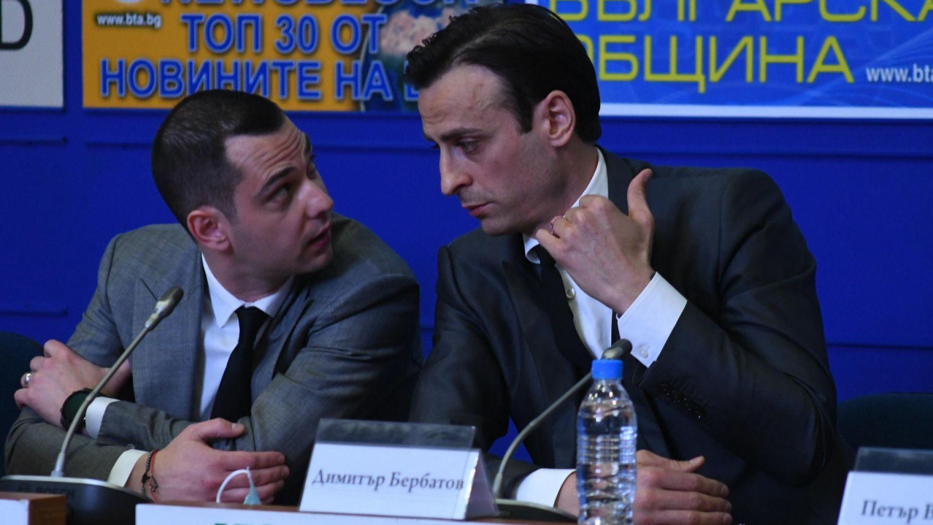 Димитър Бербатов: Не се отказах от България, а от хората в БФС