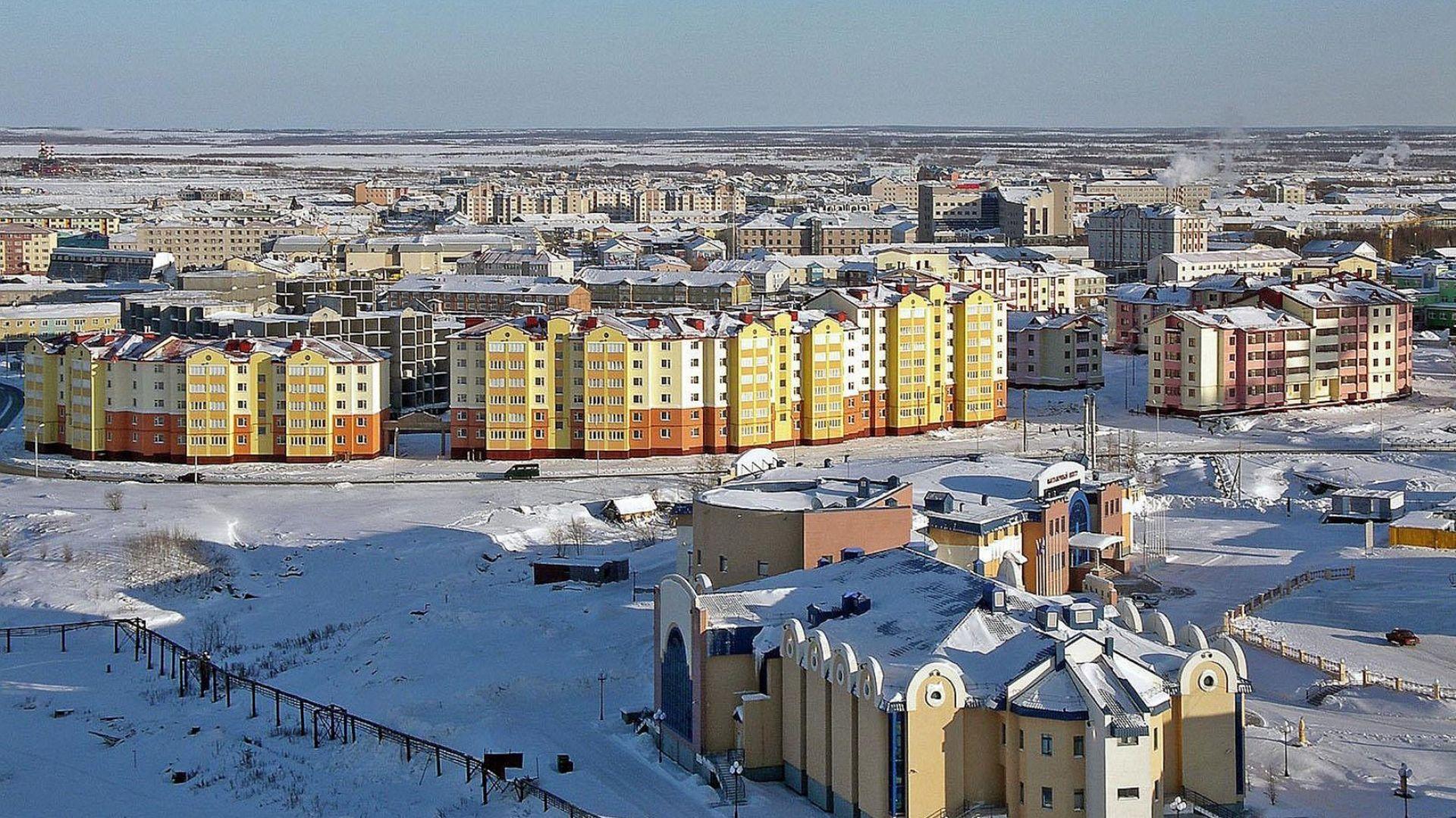 Салехард: какъв е животът в единствения град, разположен на Полярния кръг