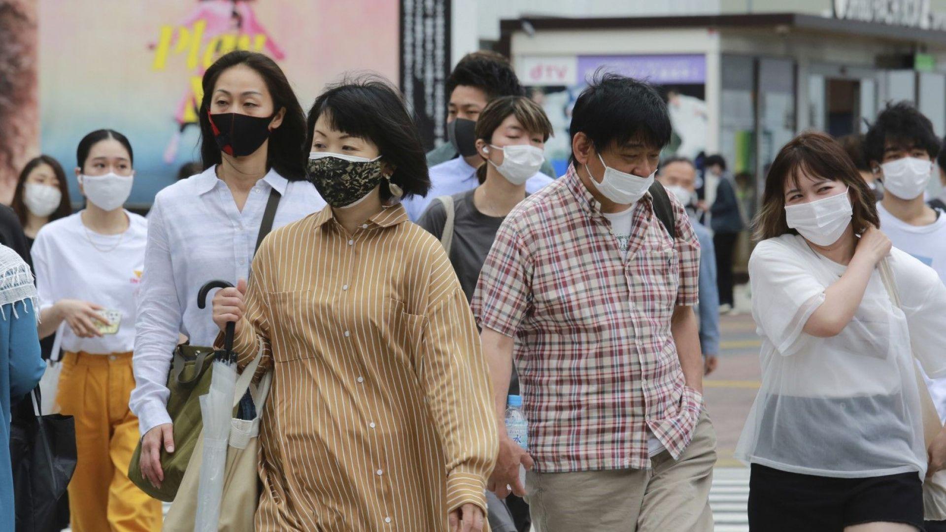 Япония отчете рекорден за следвоенната си история спад на икономиката