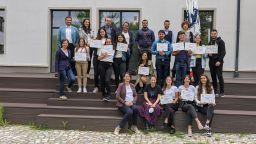 Kaufland България посрещна финалистите от втория семестър в  Panda Labs – глобалната иновационна платформа на WWF