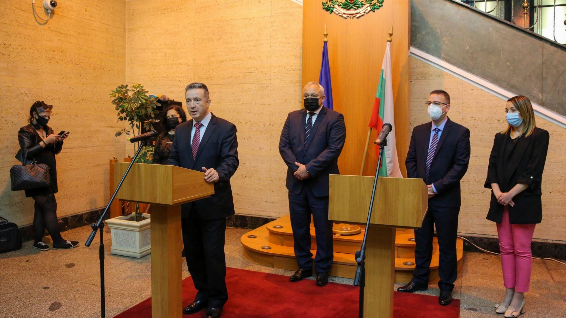 Започват редица проверки в Министерството на правосъдието