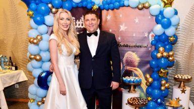 Антония Петрова отпразнува 37-ия си рожден ден в София, Бургас и Дубай