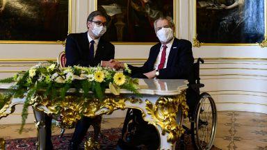 Президентът на Чехия поиска прошка от сръбския народ за бомбардировките през 1999 г.