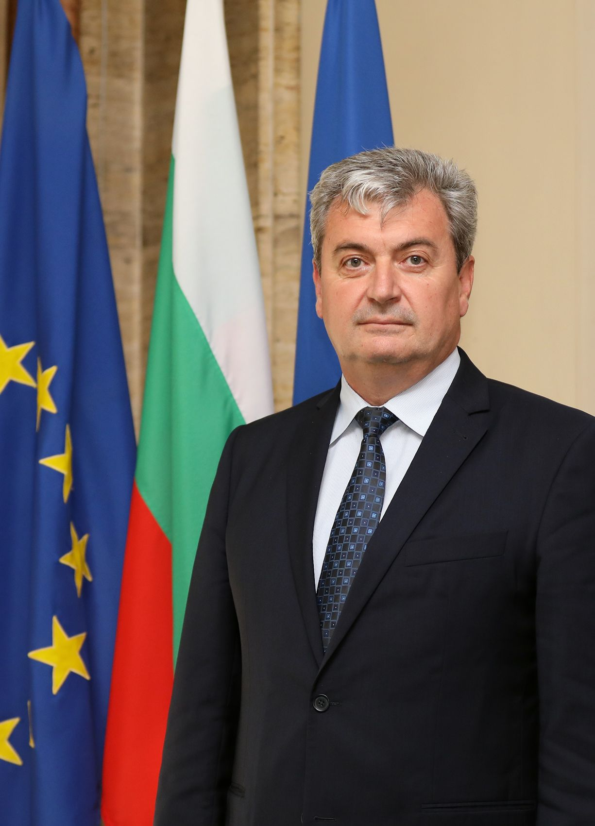 Новият зам.-министър на отбраната Пламен Йорданов