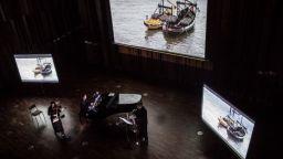Уникален мултимедиен концерт разкрива красотата и културното богатство на Португалия