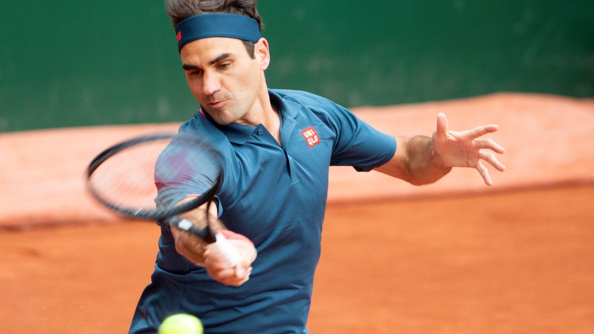 Федерер след загубата: Очаквах повече от себе си, не заслужавах да победя