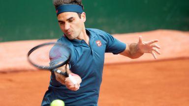 Тъжно завръщане за Федерер, 75-ият в света го изхвърли от домашен турнир