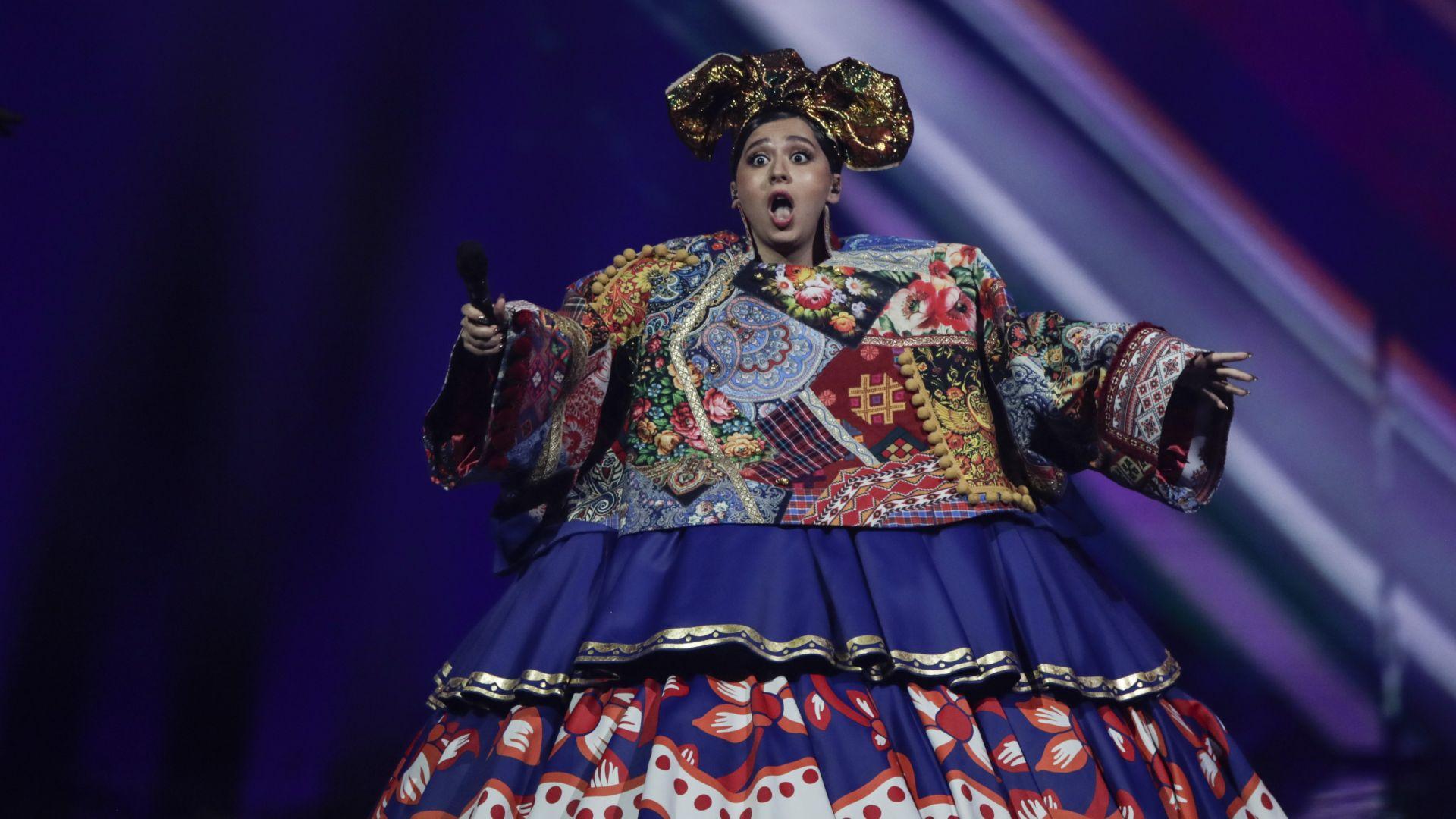 Балканските страни от бившия източен блок претърпяха поражение на Евровизия 2021 (снимки)