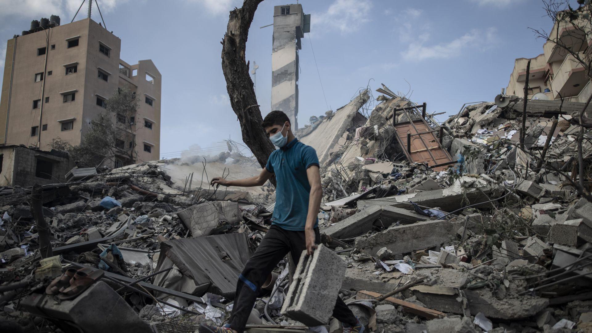 Когато децата ти онемеят от страх: израелец и палестинец разказват