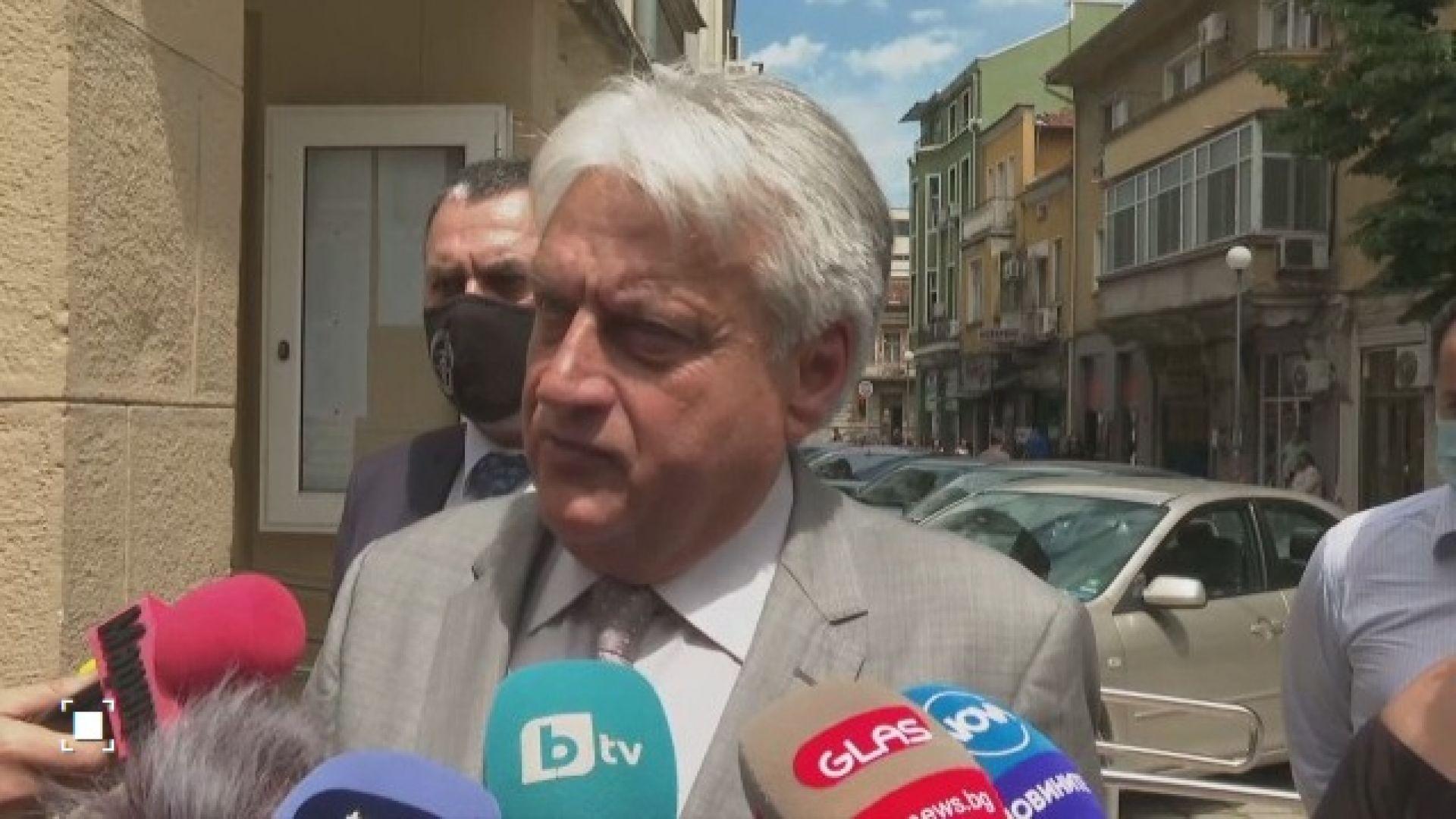 Бойко Рашков: От днес СДВР има нов директор, не мога да приема да се мълчи, когато бият хора