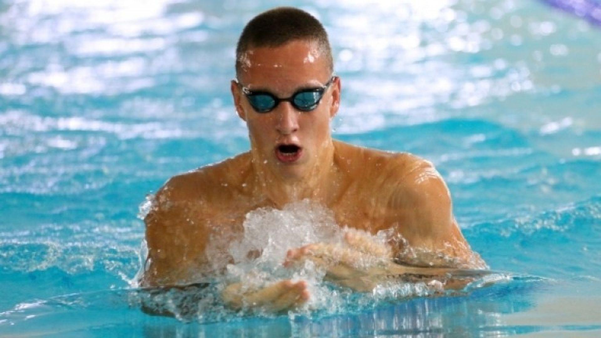 Национален рекорд и място на полуфиналите за Любомир Епитропов в Токио