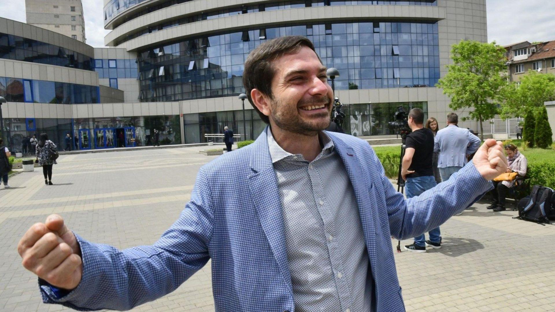 МВР оттегли искането НАП да провери журналиста Димитър Кенаров