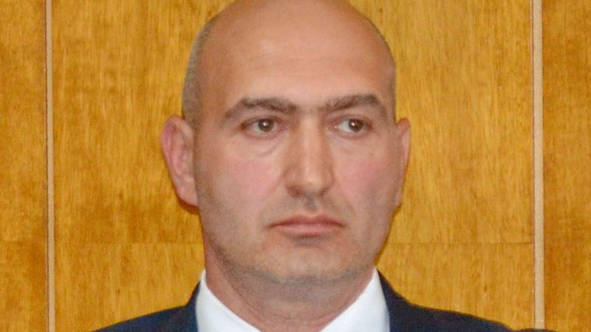 Старши комисар Георги Тотков е назначен за директор на ОДМВР-София