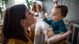 Как да помогнете на детето си да проговори по-лесно