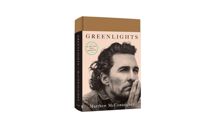 """Книгата """"Зелени светлини"""" (Greenlights)"""