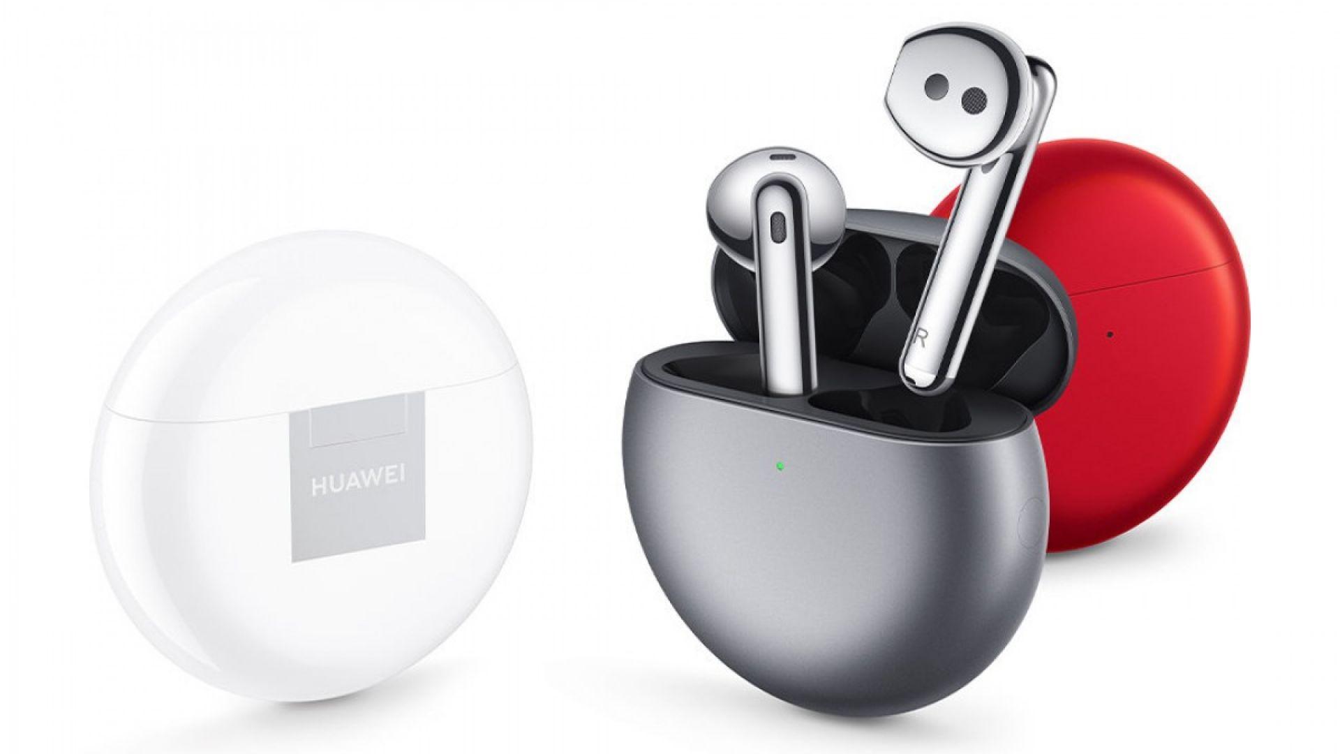 Huawei представи нови безжични слушалки с бързо зареждане