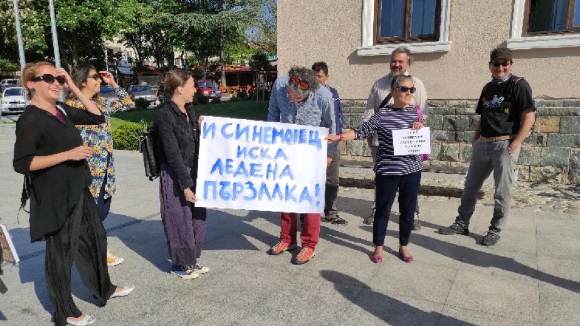 Напрежение в Синеморец заради ново застрояване