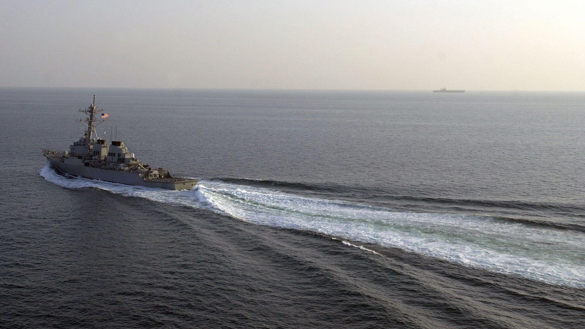 Нов конфликт между Китай и САЩ заради американски боен кораб
