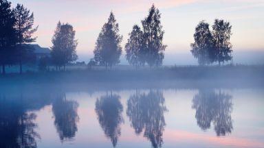 Как изглежда Лапландия през лятото (снимки)