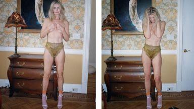 Сексуалност без срок на годност - Паулина Порижкова на 56 (снимки)