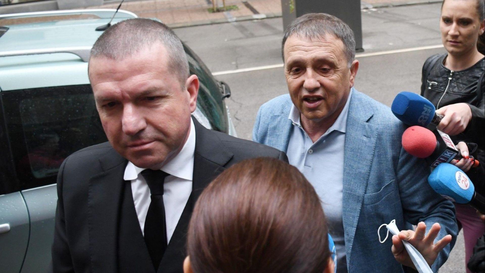 Бизнесменът Иван Ангелов готов да се яви на полиграф със Светослав Илчовски