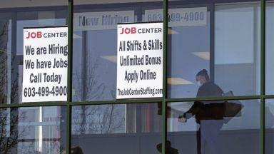 Орязват щедрите помощи за безработни в САЩ, 2.5 млн. души остават без доходи