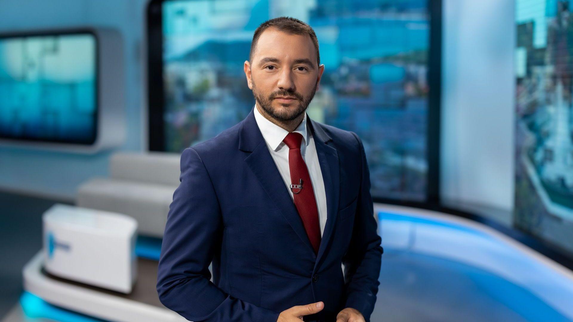 Антон Хекимян:Журналистиката е свобода, която трябва да бъде отстоявана
