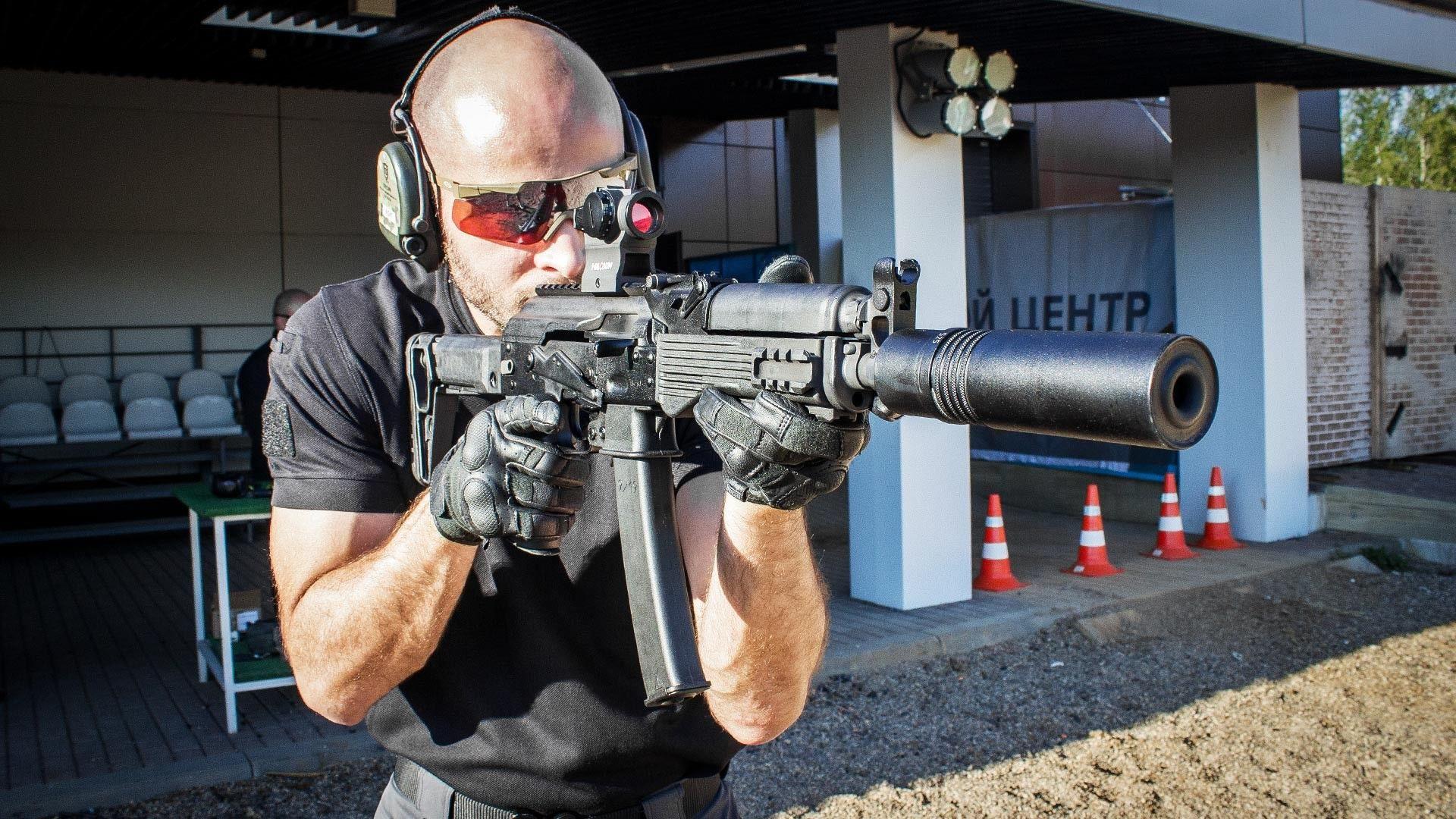 Калашников прави ново оръжие за телохранители